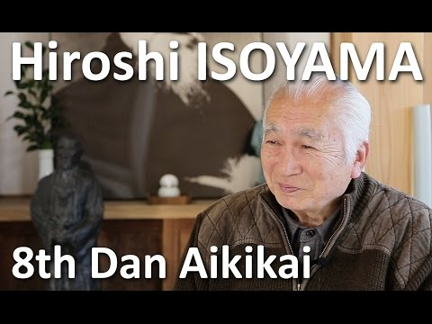 COMING SOON Isoyama Hiroshi, 8th Dan Aikikai - Interview in Iwama