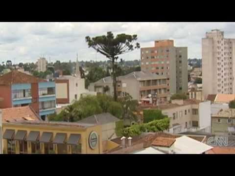 Curitiba- Cidade Verde- CNN- Cidades do Futuro 2