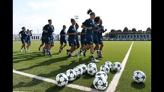 Meet Juventus Women!