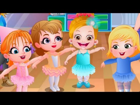 Baby Hazel Game Movie - Baby Video for Kids in English - Dora The Explorer