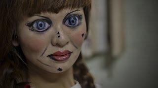 Annabelle Makeup 2014