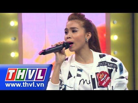 THVL | Ca sĩ giấu mặt - Tập 15: Kẻ đứng sau tình yêu - Nhã Uyên