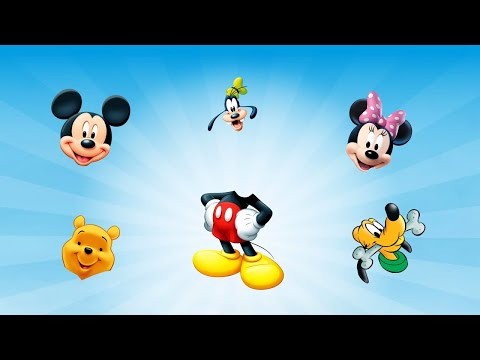 Wrong Head Mickey Mouse - Fun Matching Game for Kids Children and Toddlers Fun Playtime - Wrong Head