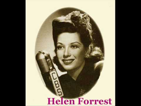 The Artie Shaw Orchestra with Helen Forrest -- Deep In a Dream  .wmv