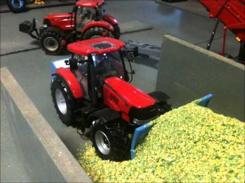 expo miniature agricole crequy 2013 les tiots tracteurs (60 fressin)