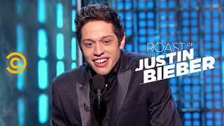 Pete Davidson: Bieber's Dad or No Dad at All?
