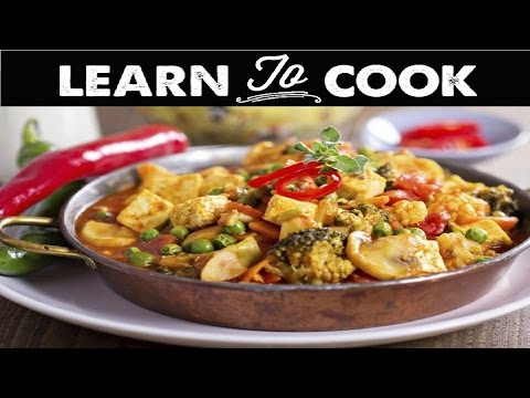 How to Cook Stir Fried Tofu