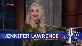 Jennifer Lawrence Tells Her Haters With Blogs Not To See 'Red Sparrow'