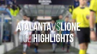 UEL Atalanta-Lione, gli highlights