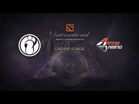 Arrow -vs- iG, The International 4, Group Stage, Day 1