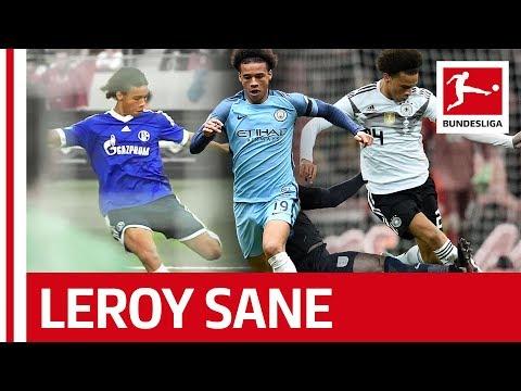 Leroy Sane - Made In Bundesliga