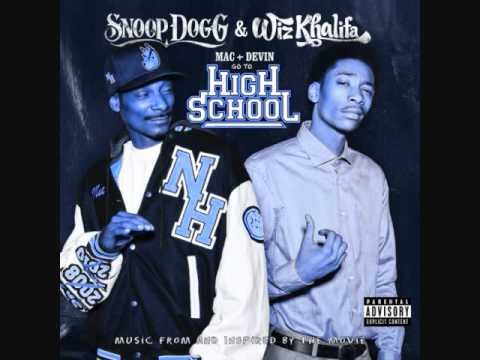 YOUNG WILD AND FREE WIZ KHALIFA FT. SNOOP DOGG ( MAC AND DEVIN GO TO HIGH SCHOOL )