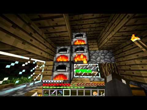 Mine Heaven EP.9 | Nether Rail Start, Part 2!