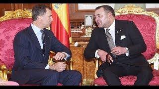 بالفيديو..زيارة مرتقبة لملك إسبانيا فيليب السادس للمغرب   |   حصاد اليوم