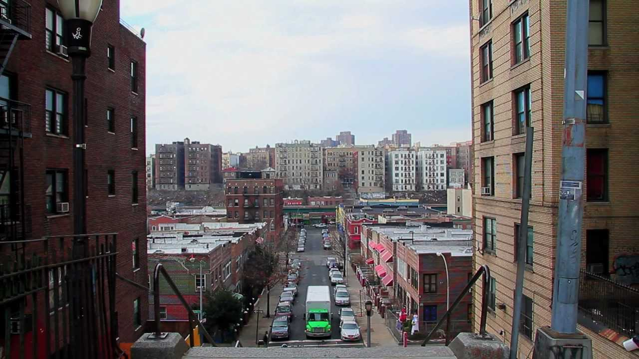 ^MuniNYC - East 170th Street u0026 Grand Concourse (Highbridge, Bronx 10452) - YouTube