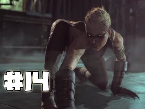 BATMAN Arkham Origins Gameplay Walkthrough - Part 14 - COPPERHEAD!  (Let's Play)