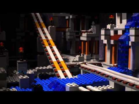 Lego Minecraft - Čo sa deje?