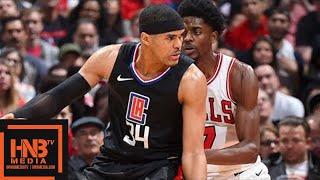 LA Clippers vs Chicago Bulls Full Game Highlights / Feb 3 / 2017-18 NBA Season