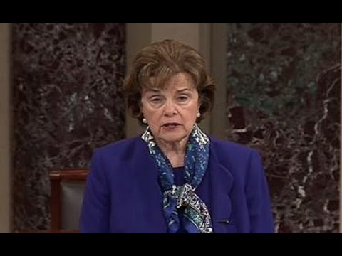 Senator Dianne Feinstein Admits CIA Spies on Congress