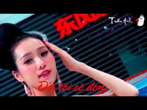 Beat + Karaoke Liên Khúc Lan và Điệp Remix - Lâm Chấn Khang HD