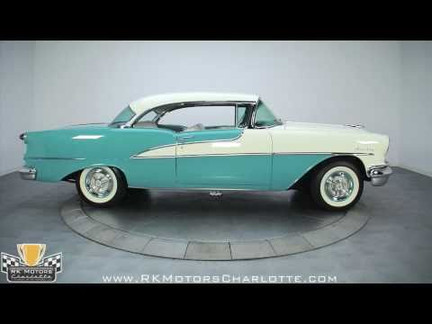 132297/1955 Oldsmobile Holiday 98