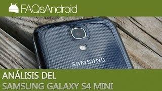 Análisis Del Samsung Galaxy S4 Mini En Español