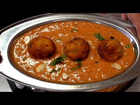 Malai Kofta Curry - Indian Recipe Videos