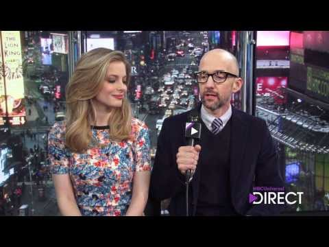 Jim Rash and Gillian Jacobs Talk Fifth Season of 'Community'