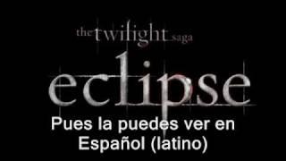 Ver Crepusculo Eclipse Español Y En Alta Calidad