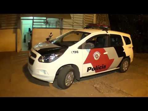 14/04/2018 - Denúncia ajuda a Polícia Militar de Guaíra a prender dois casais da mesma família por tráfico e apreender grande quantidade de drogas