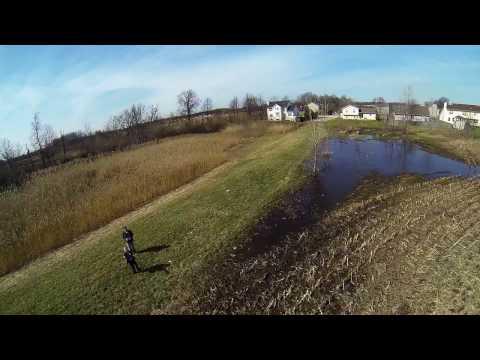 TRAXXAS ATON Quadcopter 3-2017 Film Mode With GoPro