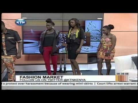 Fashion Market with Sophia Wanuna, Christine Beth and Yvonne Odhiambo
