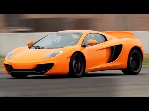The One With The 2014 McLaren MP4-12C Spider! - World's Fastest Car Show Ep. 3.19