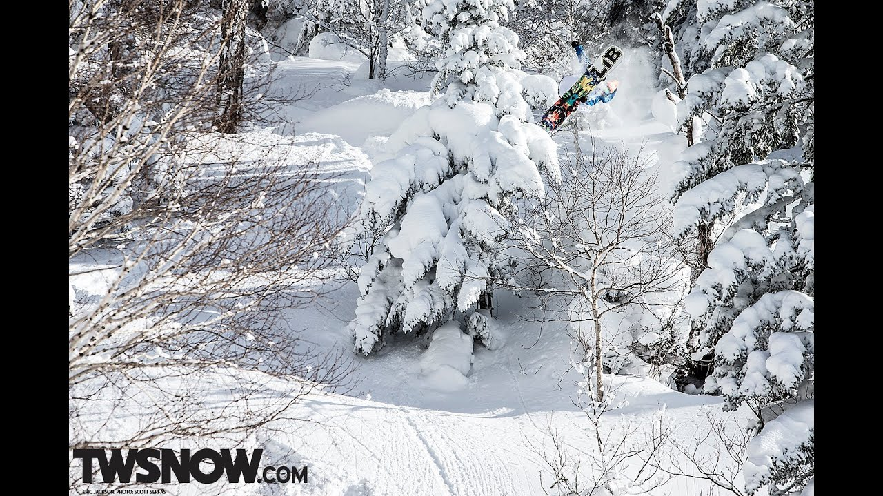 Video: Jake Blauvelt's Naturally Episode 5 (Powder with Jackson)