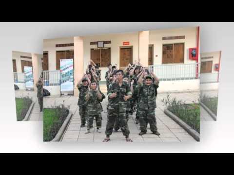 Chúng em học làm chiến sĩ quân đội nhân dân Việt Nam 2014 (HKQD 2014)