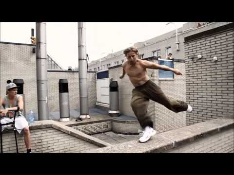 أحسن لقاطات   The World's Best Parkour and Freerunning