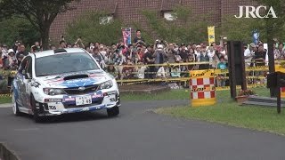 2014年 全日本ラリー選手権 第6戦 丹後