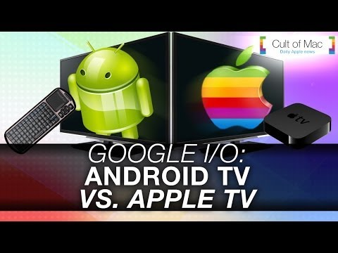 Android TV vs. Apple TV