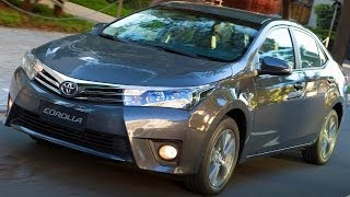 LANÇAMENTO R$ 69.990-R$ 79.990 Novo Toyota Corolla 2015