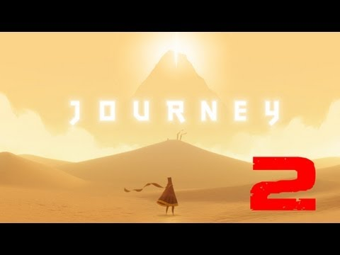 Journey PS3 Walkthrough Part 2