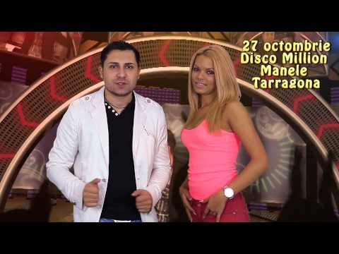 Danezu & Madalina - Beyonce de Romania in Disco Million Manele Tarragona (Promo)