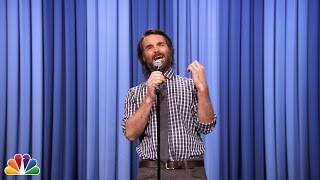 Will Forte Serenades his Beard in a Ode to Facial Hair