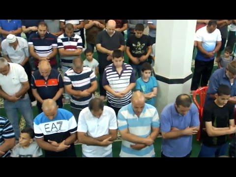 صلاة العشاء والتراويح العاشر من رمضان من مسجد ابو بكر الصديق -