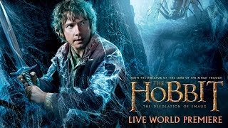 The Hobbit: The Desolation Of Smaug LIVE World Premiere