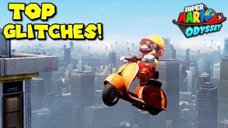 Top 6 Glitches in Super Mario Odyssey