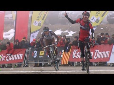 Volta Ciclista a Catalunya 2014 HD - Stage/Etapa 4- ÚLTIMO KM
