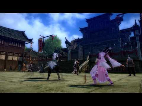 Онлайн-игра «Легенды Кунг Фу» перешла в стадию закрытого бета-тестирования!