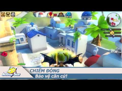Playpark.vn - Giới thiệu lớp nhân vật trong Avatar Star