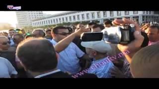 العدل والإحسان تفشل في تنظيم وقفة تضامنية مع إخوان مصر | شوف الصحافة