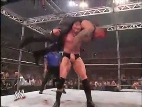 Undertaker Vs Brock Lesnar No Mercy 2002 WWE No Mercy 2002 Unde...